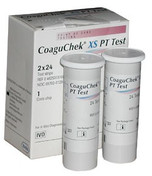 Buy CoaguChek XS PT Test Strips, 2 Tubes of 24 Strips (MO4625315019) sold by eSuppliesMedical.co.uk