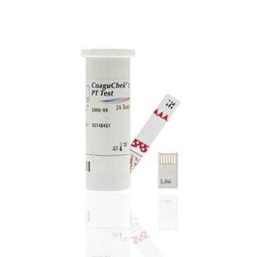 Buy CoaguChek XS PT Test Strips x 24 (4625358019_) sold by eSuppliesMedical.co.uk