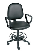 Buy Gas-lift Chair with Arms and Foot Ring (Sun-CHA4) sold by eSuppliesMedical.co.uk