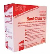 Buy Sani 70% Alcohol Wipes Individually Wrapped Sachet Box, Box of 100 (UNWD24100) sold by eSuppliesMedical.co.uk