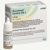 Buy Accutrend Plus Cholesterol Control Solution, 1.5ml, Each (11418289190_) sold by eSuppliesMedical.co.uk