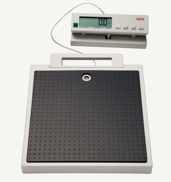 Buy SECA 899 Robust Digital Floor Scale with Cabled Remote Display (SECA899) sold by eSuppliesMedical.co.uk