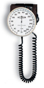 Buy Accoson, 6 inch Aneroid Sphygmomanometer, Wall Mounted with Adult Cuff (AC0342) sold by eSuppliesMedical.co.uk