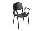 Sunflower Venus Visitor Chair with Arms (Multibuy)