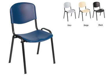Buy Sunflower Venus Visitor Chair (Multibuy) (SUN-SEAT1) sold by eSuppliesMedical.co.uk