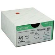 Buy Dafilon 3/8 Circle Reverse Cutting Needle, Blue 4/0,19mm, 45cm, Box of 36 (MOC0933201) sold by eSuppliesMedical.co.uk