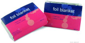 Buy Foil Blanket Adult, 130cm x 210cm (REL760) sold by eSuppliesMedical.co.uk