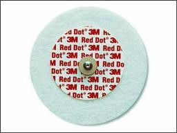Buy 3M Red Dot Diagnostic Electrodes, Pack of 50 (MM2239) sold by eSuppliesMedical.co.uk