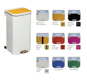 Buy 70L Bin with Choice of Lid Colours (SUN-BIN70) sold by eSuppliesMedical.co.uk