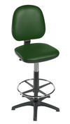 Buy High Level Gas-lift Chair with Foot Ring (Sun-CHA5) sold by eSuppliesMedical.co.uk