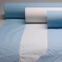 """Buy Tryx 20"""" Couch Rolls, 2 Ply, Blue, 40m, 12 rolls (6.522) sold by eSuppliesMedical.co.uk"""