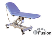 Buy Fusion MKII 2 Section Electric Couch (Sun-FVHC2E) sold by eSuppliesMedical.co.uk