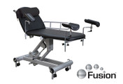 Buy Fusion MKII 2 Section Hydraulic Couch (Sun-FVHC2H) sold by eSuppliesMedical.co.uk