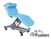 Buy Fusion MKII 3 Section Hydraulic Couch (Sun-FVHC3H) sold by eSuppliesMedical.co.uk
