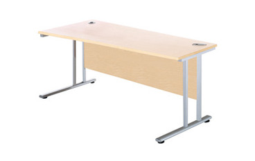 Buy Axe Desk, Left hand, 1600mm wide (SUN-DESK3/160) sold by eSuppliesMedical.co.uk