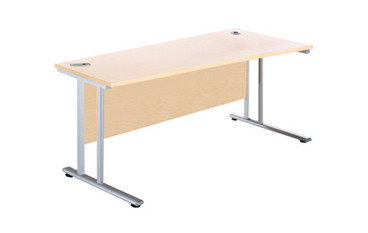 Buy Axe Desk, Right hand, 1600mm wide (SUN-DESK4/160) sold by eSuppliesMedical.co.uk