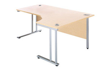 Buy J Desk, Right Hand, 1400mm wide (Sun-DESK6/140) sold by eSuppliesMedical.co.uk
