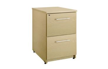 Buy Mobile Under Desk Pedestal, 2 Drawer (Sun-UPED1) sold by eSuppliesMedical.co.uk