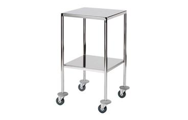 Buy Dressing Trolley - 450mmL x 450mmW x 840mmH (SUN-STFW4/FFS2) sold by eSuppliesMedical.co.uk