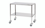 Buy Dressing Trolley - 450mmL x 910mmW x 840mmH (SUN-STFW9/FFS2) sold by eSuppliesMedical.co.uk