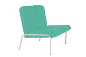 Easy-Chair, 2 seater, No Arms, Intevene, 430mm Seat Height