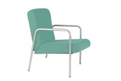 Easy-Chair, With Arms, Intevene. 430mm seat height