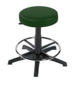 Buy Gas-lift Stool with Glides & Foot Ring (Sun-STO3/GLIDES) sold by eSuppliesMedical.co.uk