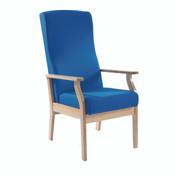 Atlas Patient High-Back Arm Chair, Intevene (Multibuy)