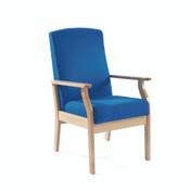 Atlas Patient Mid-Back Arm Chair, Intevene (Multibuy)