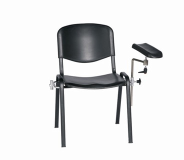 Buy Phlebotomy Chair in Black (Sun-PCHA/BLACK) sold by eSuppliesMedical.co.uk