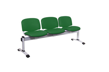 Buy Venus Visitor 3 Seat Module, 3 Seats, Anti-bacterial Vinyl Upholstery - 14 Colours (Sun-SEAT3VYL/COLOUR) sold by eSuppliesMedical.co.uk
