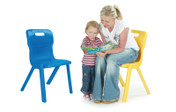 Buy Aerolite Junior Anti-bacterial Chair (Sun-SEAT49AB) sold by eSuppliesMedical.co.uk