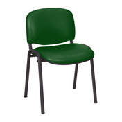 Galaxy Stacking Visitor Seat, No Arms, Intevene Anti-bacterial Upholstery - 12 colours (Multibuy)