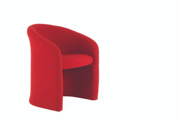Buy Tub Chair, Open fronted on glides, Intevene (Sun-TUB10IV/COLOUR) sold by eSuppliesMedical.co.uk