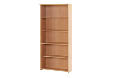 Buy Bookcase, 2000mm high (Sun-BOOK5) sold by eSuppliesMedical.co.uk