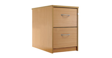 Buy Filing cabinet, 740mm high, 2 drawers (Sun-FCAB2) sold by eSuppliesMedical.co.uk