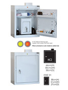 Buy MC2 Outer Medicine Cabinet 66cm(H) x 50cm(W) x 30cm(D) CDC21 Inner Cabinet 30cm(H) x 21cm(W) x 27cm(D) (SUN-MCDC221) sold by eSuppliesMedical.co.uk