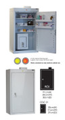 Buy MC6 Outer Medicine Cabinet 91cm(H) x 50cm(W) x 30cm(D) CDC21 Inner Cabinet 30cm(H) x 21cm(W) x 27cm(D) (SUN-MCDC621) sold by eSuppliesMedical.co.uk