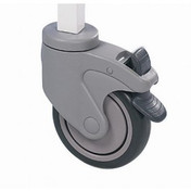 Buy 4 Castors (front 2 braked) (Sun-SMLC2) sold by eSuppliesMedical.co.uk