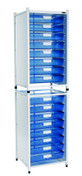 Buy VISTA High Level Module - 16 Single Depth Clear Trays (Sun-SM2/16C) sold by eSuppliesMedical.co.uk