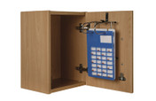 Buy Self Administration Cabinet, 1 Rack (SUN-MDSCAB1) sold by eSuppliesMedical.co.uk