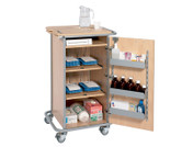 Buy 6 rack MDS Administration Trolley (SUN-DT1/MDS6) sold by eSuppliesMedical.co.uk