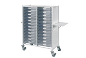 Buy Vista 240 Trolley  24 single depth clear trays (SUN-MPT240C) sold by eSuppliesMedical.co.uk