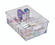 Buy Tray Dividers for Narrow Double Depth Trays (per set) (Sun-DIV2) sold by eSuppliesMedical.co.uk