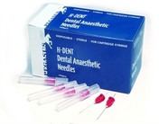 Buy H-Dent Dental Needle, 27gl, 37mm, Box of 100 (MOANH027) sold by eSuppliesMedical.co.uk