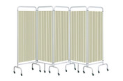 Buy Replacement Beige Curtain for 5 section screen (Sun-CUR5/DCB) sold by eSuppliesMedical.co.uk
