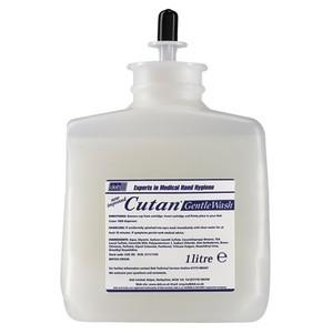 Buy Deb Cutan Gentle Wash, 1 Litre Cartridge, Pack of 6 (CUG39J) sold by eSuppliesMedical.co.uk