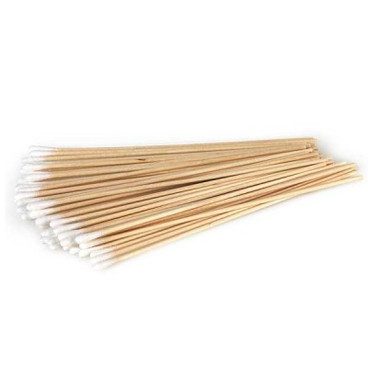 "Buy Universal Cotton Tipped 6"" Wooden Applicators, Pack of 100 (UN982) sold by eSuppliesMedical.co.uk"