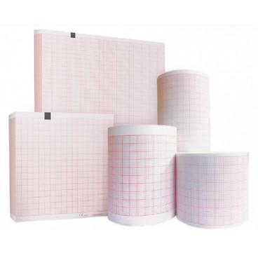 ECG Paper for Nihon Kohden Cardiofax 9020, Z Fold, Pack of 10