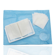 Buy Dressing Pack with Nitrile Gloves, Sterile Single Use, Pack of 25 (2021mb) sold by eSuppliesMedical.co.uk